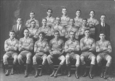 1919 Nudgee College First XV
